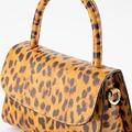 Nieuw Fay - Classic Grain - Hand bags - - Luipaard - Gold