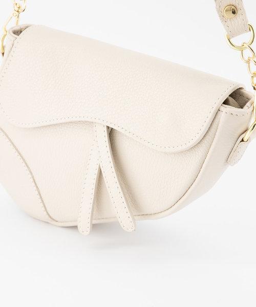 Gigi - Classic Grain - Crossbody bags - Beige - D37