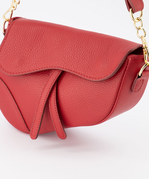 Gigi - Classic Grain - Crossbody bags - - L130 - Gold