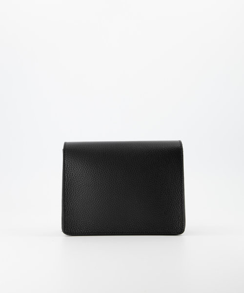 Janice - Classic Grain - Crossbody bags - Black - D28 - Gold