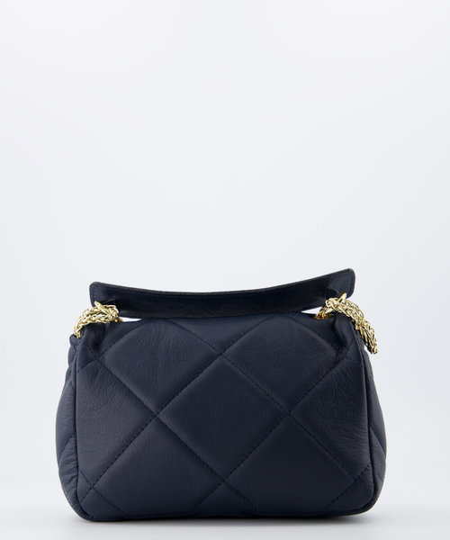 Isla - Sauvage - Crossbody bags - Blue -  - Gold
