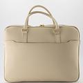 Hayden - Classic Grain - Laptop bags - Ecru - D37 - Gold