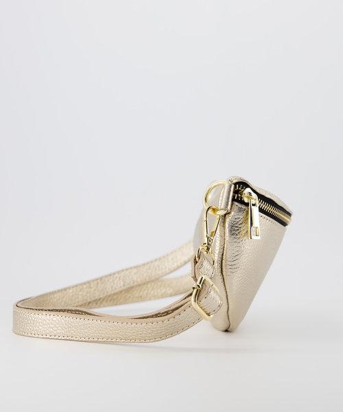 Zoey - Classic Grain - Bum bags - Gold -  - Gold
