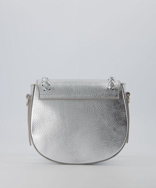 Chelsea - Classic Grain - Crossbody bags - Silver -  - Silver