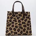Natalie - Suede - Hand bags -  -  - Bronze