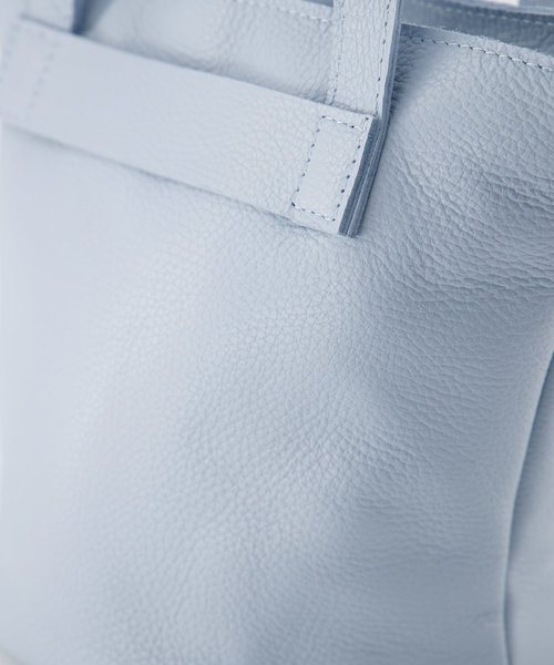 Rose - Classic Grain - Hand bags - Blue - D92 - Gold
