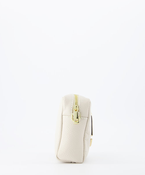 Jacine - Classic Grain - Crossbody bags - Beige - D37 - Gold