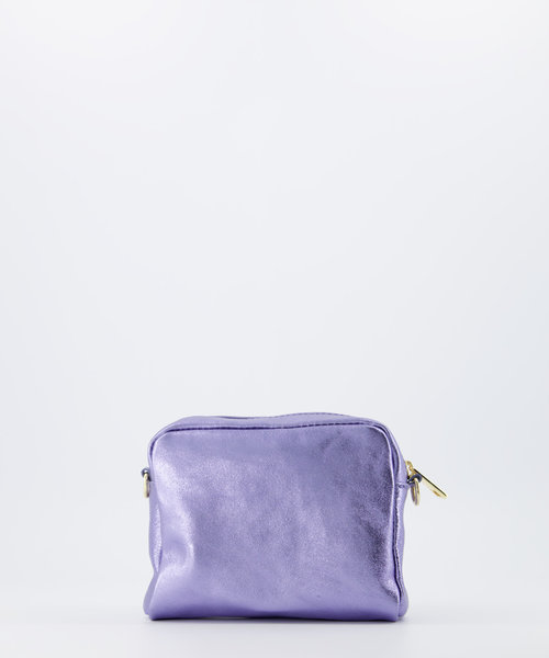 Jacine - Metallic - Crossbody bags - Purple - 32L - Gold