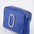 Jacine - Classic Grain - Crossbody bags - Blue - D22 - Gold