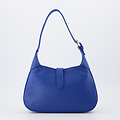 Gemma - Classic Grain - Hand bags - Blue - D22 - Gold