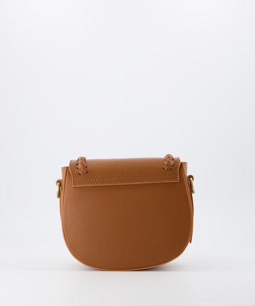 Chelsea - Classic Grain - Crossbody bags - Brown - T01 - Bronze