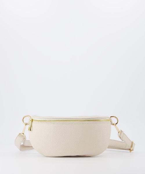 Zoey - Classic Grain - Bum bags - Beige - D37 - Gold