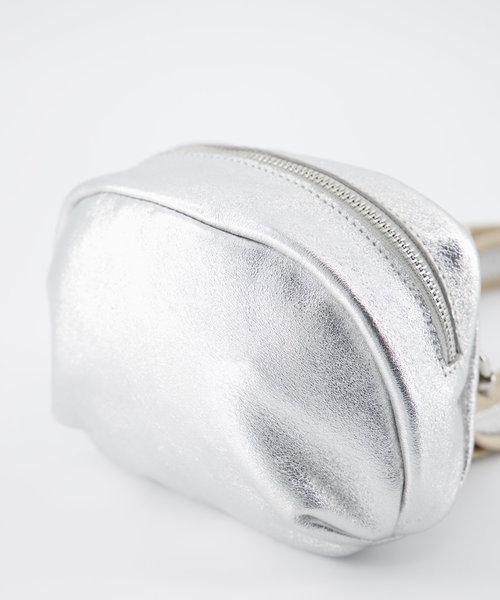 Ginny - Metallic - Crossbodytassen - Zilver - 502 - Zilverkleurig
