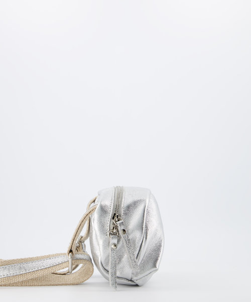 Ginny - Metallic - Crossbody bags -  - 502 - Silver