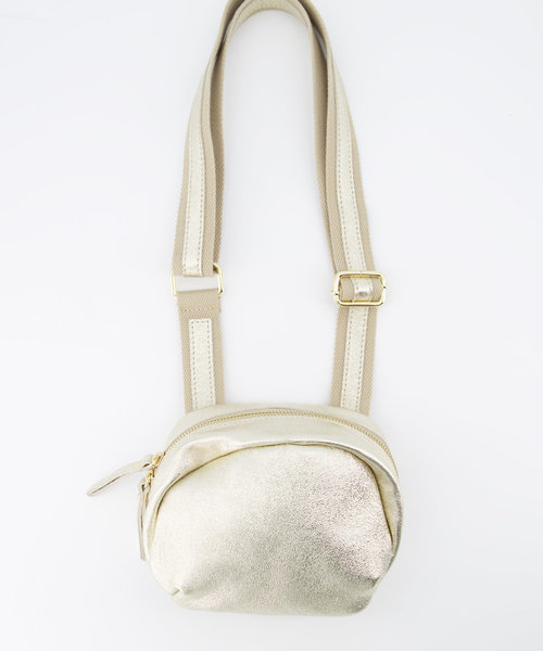 Ginny - Metallic - Crossbody bags -  - 503 - Silver
