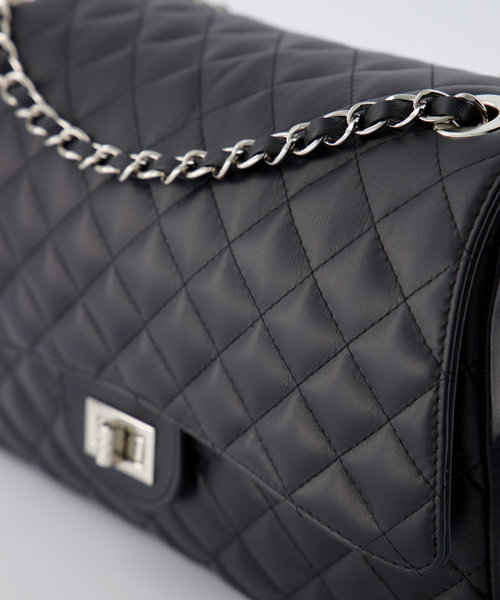 Audrey Groot - Sauvage - Crossbody bags - Black -  - Silver