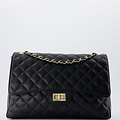 Audrey Groot - Sauvage - Crossbody bags - Black -  - Gold