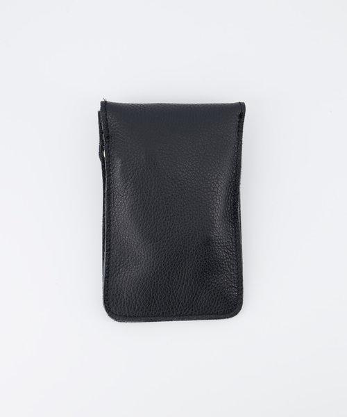 Pona - Classic Grain - Crossbody bags - Black - D28 - Gold