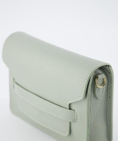 Janice - Classic Grain - Crossbody bags - Seagrass - T02 - Gold