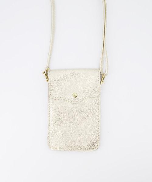 Pona - Classic Grain - Crossbody bags -  -  - Gold