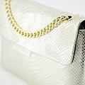 Evi Jumbo - Metallic - Crossbody bags - Gold - 503 - Gold