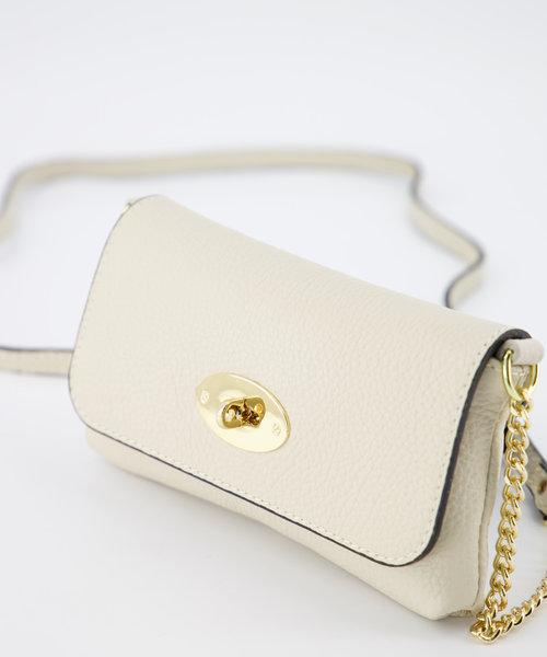 Nieuw Finley - Classic Grain - Crossbody bags - Beige - D37 - Gold