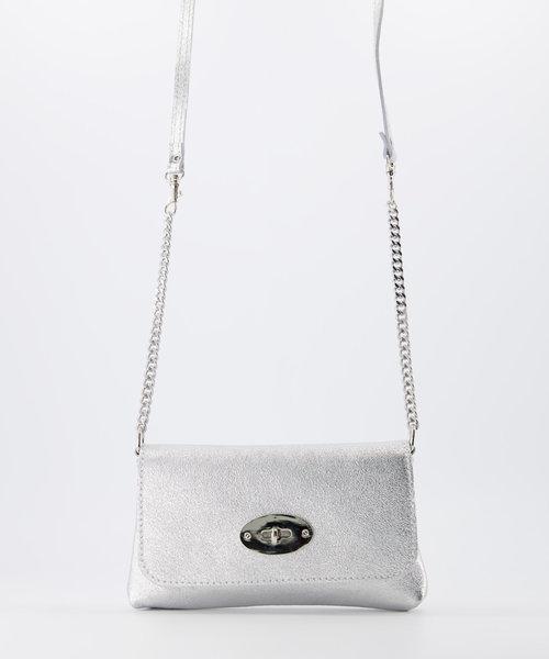 Nieuw Finley - Metallic - Crossbody bags - Silver - Zilver - Silver