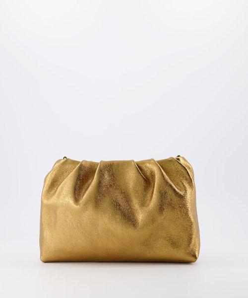 Elise - Metallic - Crossbody bags - Brick - 505 - Gold