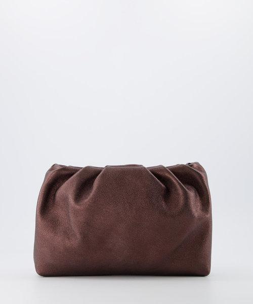 Elise - Metallic - Crossbody bags - Brown - 550 - Gold
