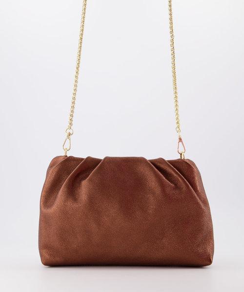 Elise - Metallic - Crossbody bags - Brown - 527 - Gold
