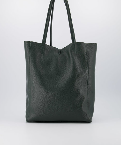 Mia - Classic Grain - Shoulder bags - Green - D14 -