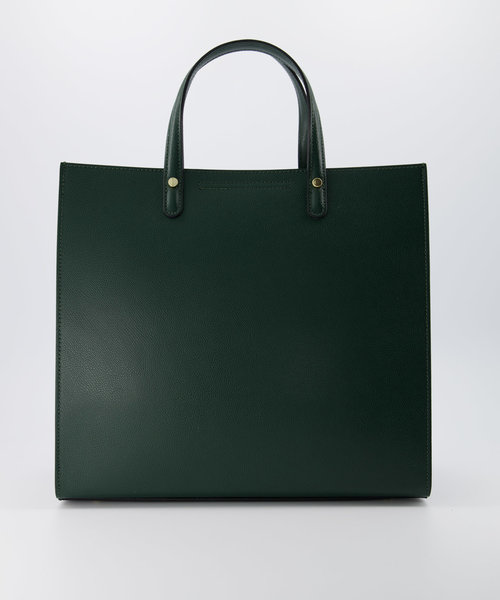 Daan - Palmellato - Handtassen - Groen - P623 - Goudkleurig