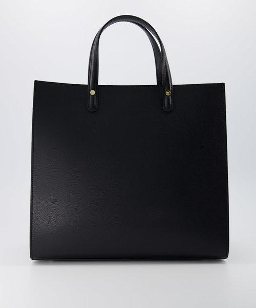 Daan -  - Hand bags - Black - P636 - Gold