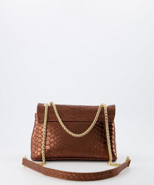Evi Small - Metallic - Crossbody bags -  - 527 - Gold