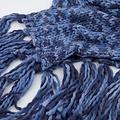 Milo Sjaal -  - Sjaals - Blauw - 6049 -