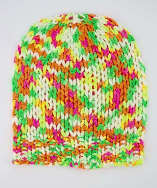 Milo Muts -  - Hats - Neon Splash - 7100 -