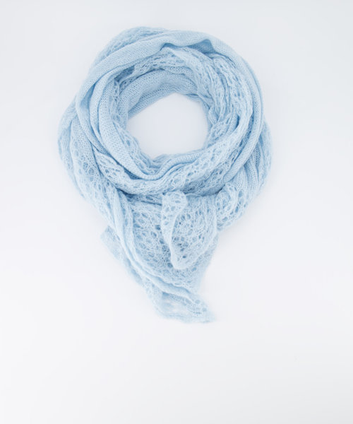 Erika -  - Sjaals - Blauw -  -