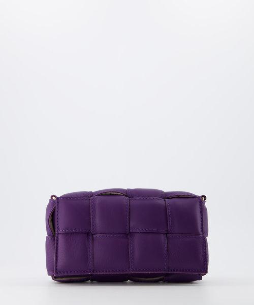 Bodina Small - Sauvage - Crossbody bags - Purple - S45 - Gold