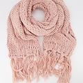 Vivian -  - Plain scarves - Pink - 6958 -
