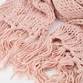 Vivian -  - Effen sjaals - Roze - 6958 -