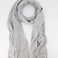 Cassy -  - Effen sjaals - Grijs - Grigio 703 -