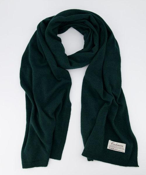 Cassy -  - Plain scarves - Green - 139 -
