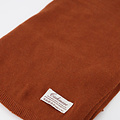 Cassy -  - Plain scarves - Brown - Cuoio 689 -
