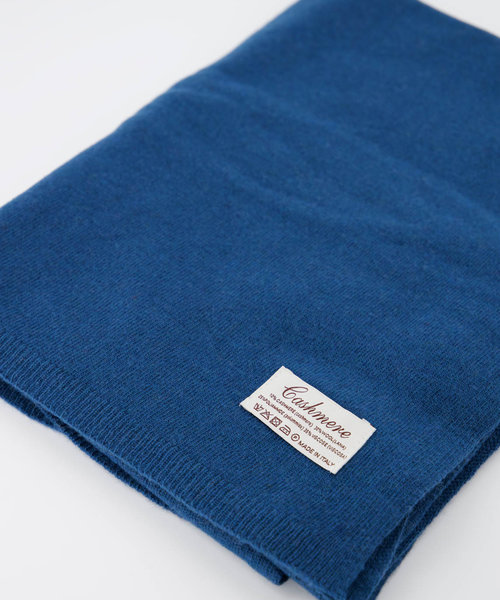 Cassy -  - Plain scarves - Petrol - 849 -