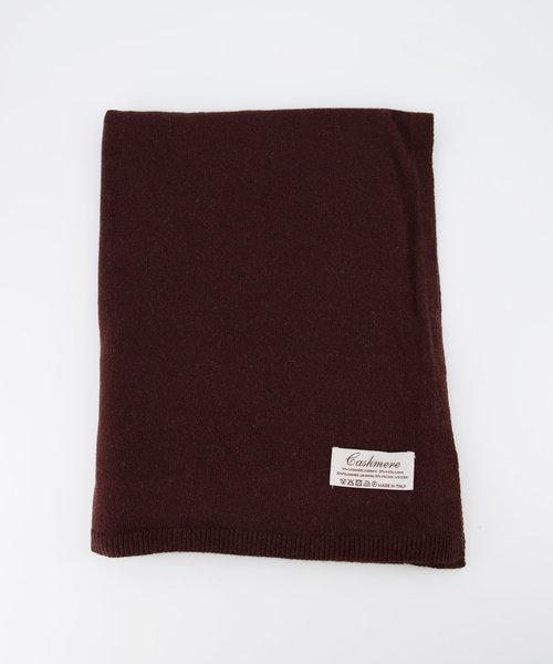Cassy -  - Effen sjaals - Bruin - Donkerbruin 538 -