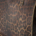 Cleo - Luipaard - Handtassen - Luipaard -  - Bronskleurig