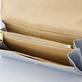 Pien - Classic Grain - Portemonnees - Blauw - D92 - Goudkleurig