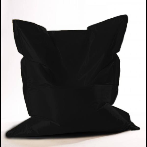 Zitzak voor buiten in zwart