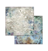 """Stamperia Block 10 sheets 20.3X20.3 (8""""X8"""") Double Face Cosmos"""