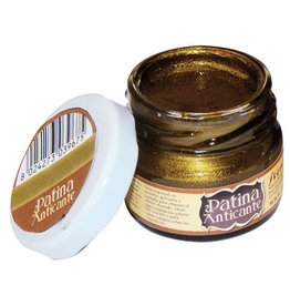 Stamperia Patina Anticante 20 ml - Old gold